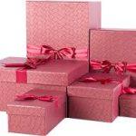 جعبه کادو مقوایی ارزان قیمت ظریف و لوکس در بازار خریداری کنید